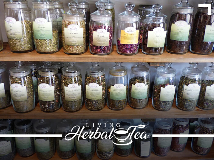How To Store Herbal Tea