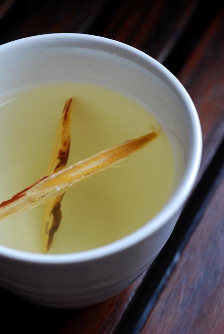 licorice herbal tea