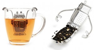 novelty tea infuser