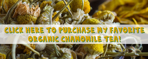 Benefits Chamomile Tea