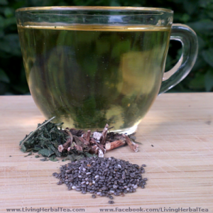 Chia Seed Herbal Tea