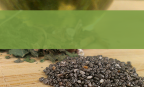 How To Make Chia Seed Herbal Tea
