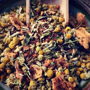 Sleepy Hollow Herbal Tea