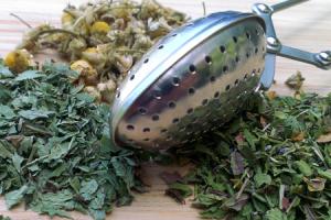 Loose Leaf Herbal Tea
