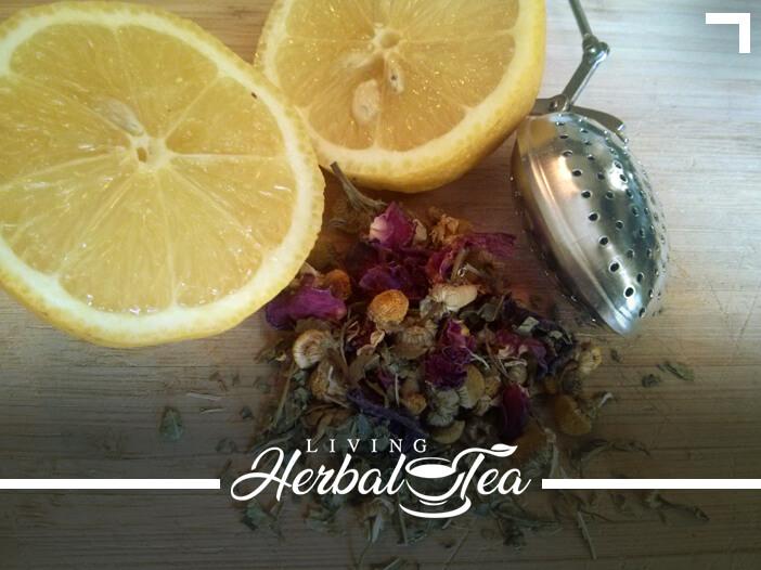 The Benefits Of Lemon Water Herbal Tea