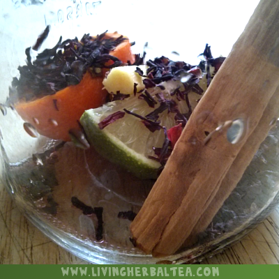 How To Make Hibiscus Jamaica Herbal Tea