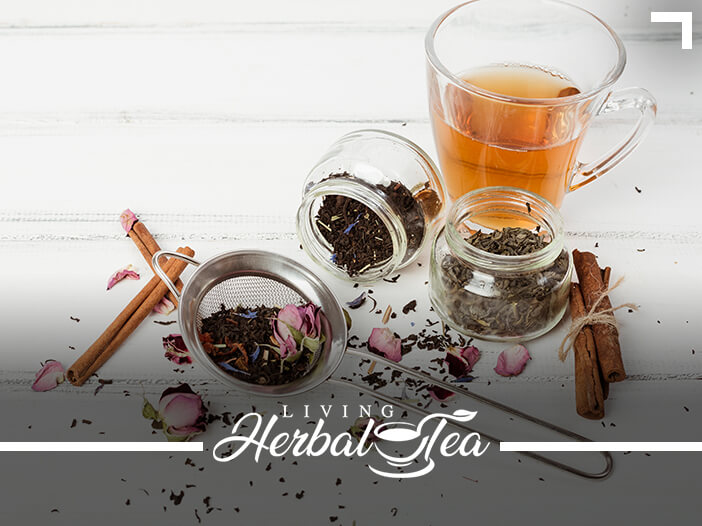 Easy Herbal Tea Skin Treatment