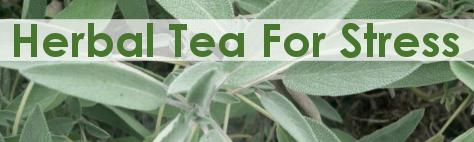 Herbal Tea For Stress